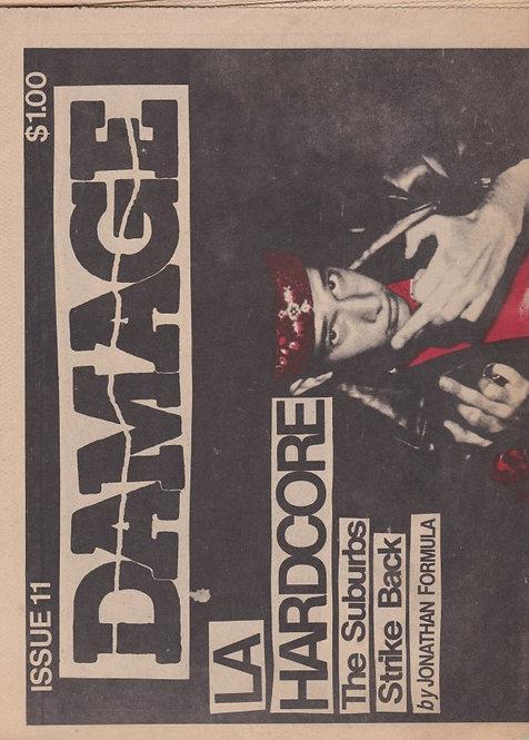 Damage #11 1980