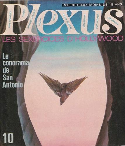 PLEXUS #10 - revue érotique
