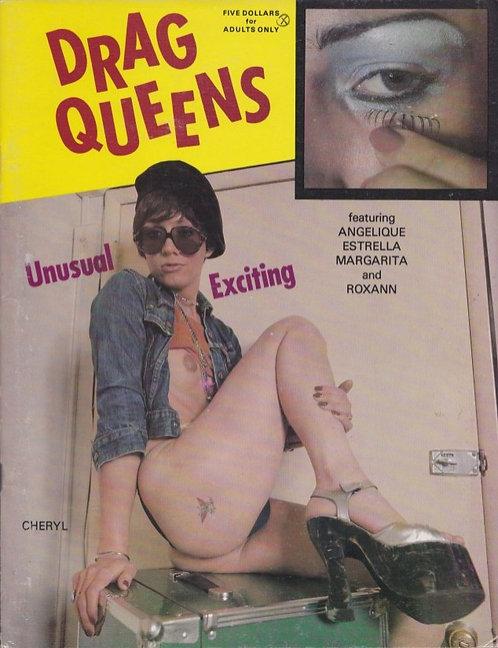 Drag Queen zine