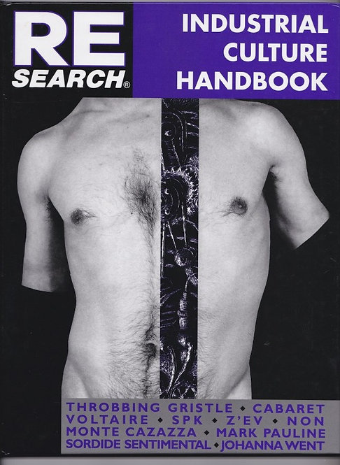 Industrial Music Handbook