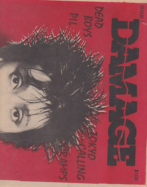 Damage #7 1980