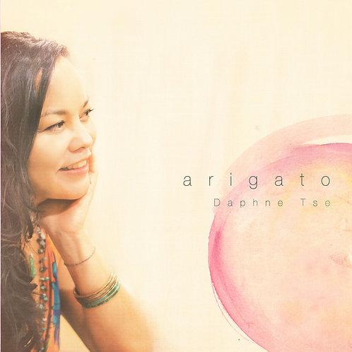 「arigato」&「Sing with Daphne」Set/Daphne Tse
