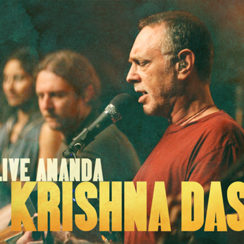 Live Ananda/Krishna Das