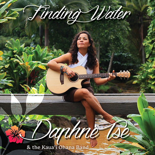 Finding Water/Daphne Tse(CDアルバム・全12曲)