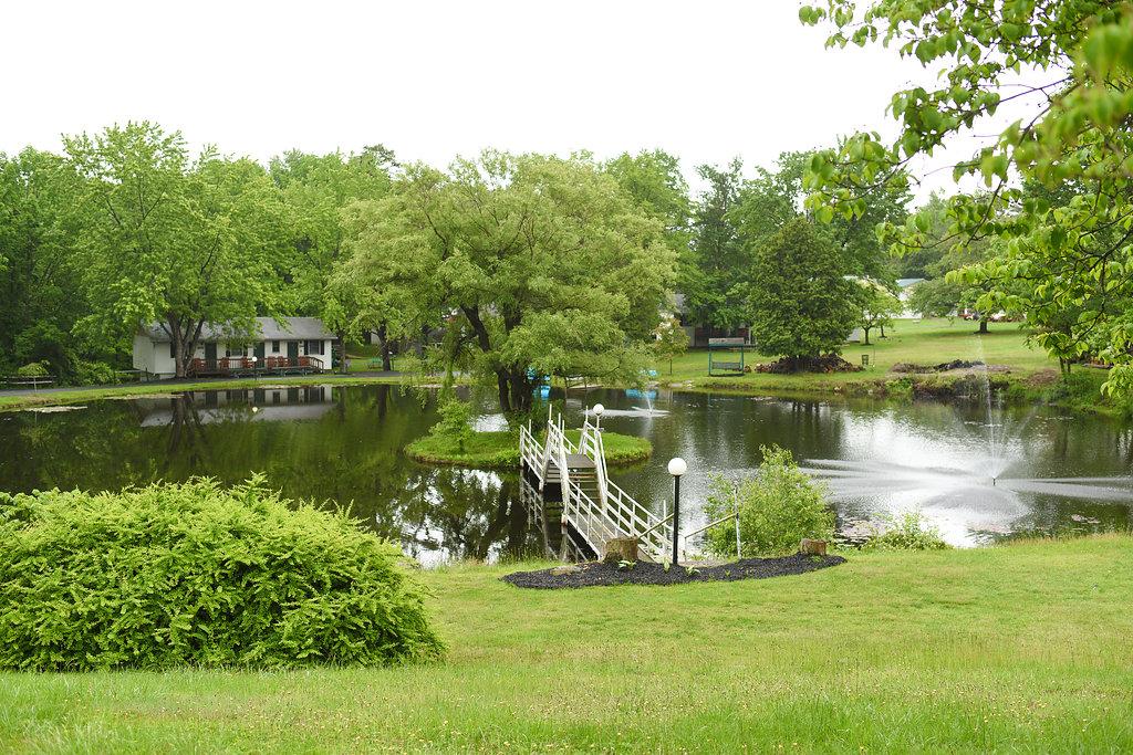 Chestnut Grove Lake