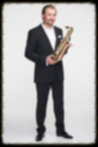Hannu Lehtonen ja saksofoni