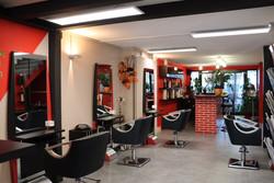 Places de coiffures