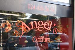 Vitrine Angel's Coiffure