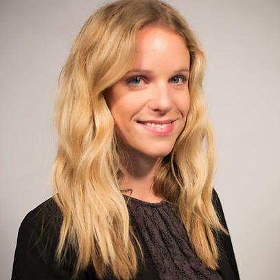 Social Media Manager Stephanie Reed