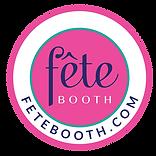 Fete Booth Logo