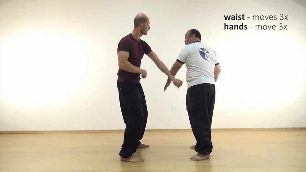 Dober učitelj ustvari tekoče gibanje