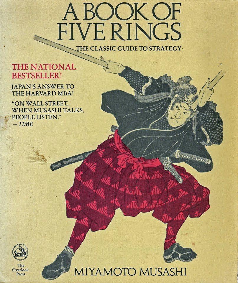 Musashi: Five rings