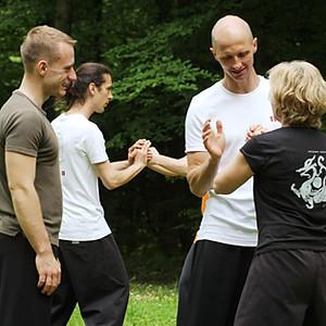 Poletni kung fu tabor