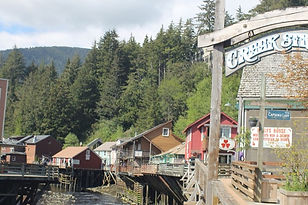 Ketchikan Walking Tours | Creek Street