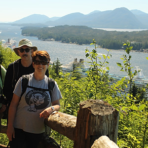 Richard Silver & Friends Go Hiking