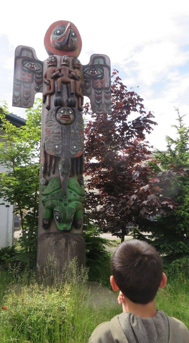 Ketchikan Tours | Totem Raven Shotri