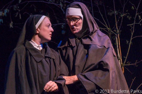 Doubt, Sister James