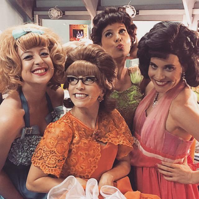 Marvelous Wonderettes, Swing