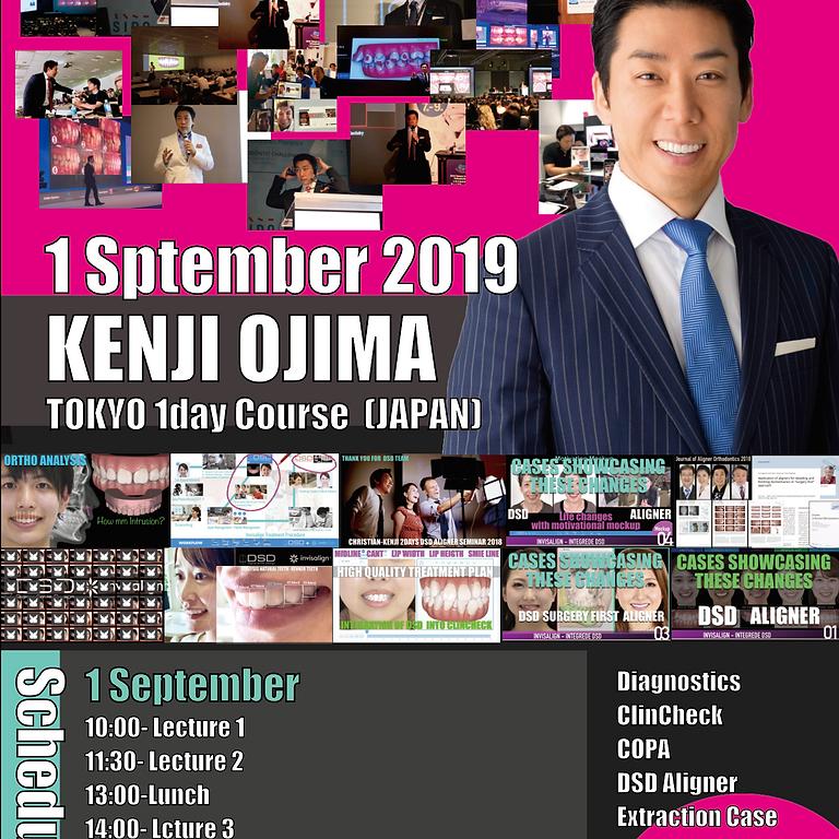 Dr.KENJI OJIMA 1day Seminar 2019
