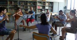 Ensemble di Flauti - prove