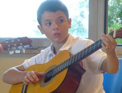 Filippo Mutti, chitarra