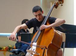 Giacomo Lorenzi, contrabbasso