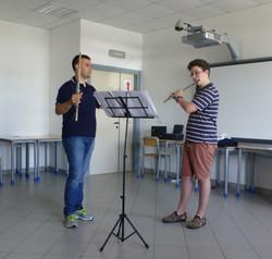 Lezione di Flauto