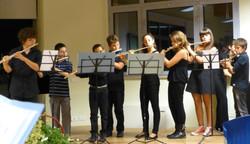 Ensemble di flauti