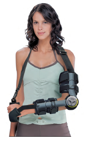 Conwell Length Adjustable ROM Elbow Brace
