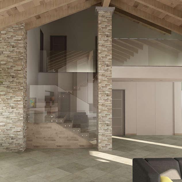 Nuova abitazione monofamigliare in Riva presso Chieri