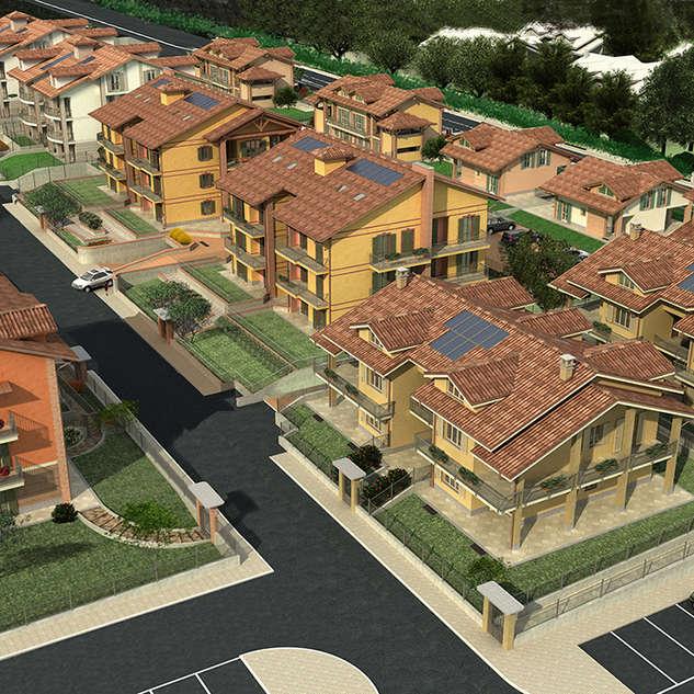Intervento residenziale in Rive presso Chieri.