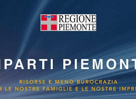 Riparti Piemonte!