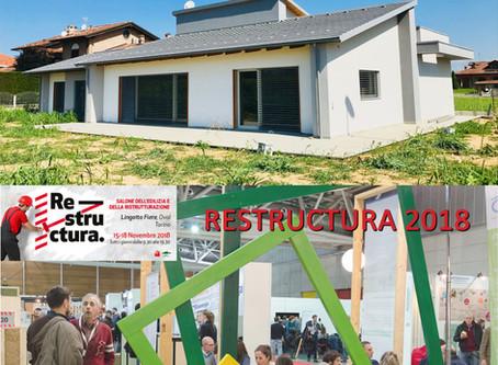 Restructura 2018: in visita alla CasaClima Gold di Poirino