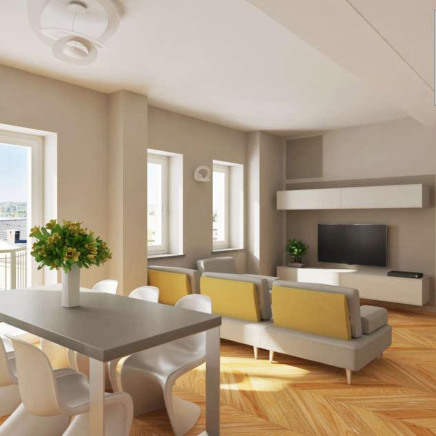Ristrutturazione appartamento a Chieri