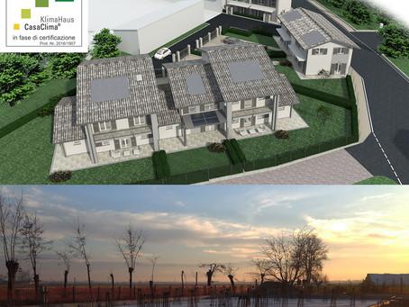 Qualità costruttiva ed efficienza energetica CasaClima a Riva presso Chieri