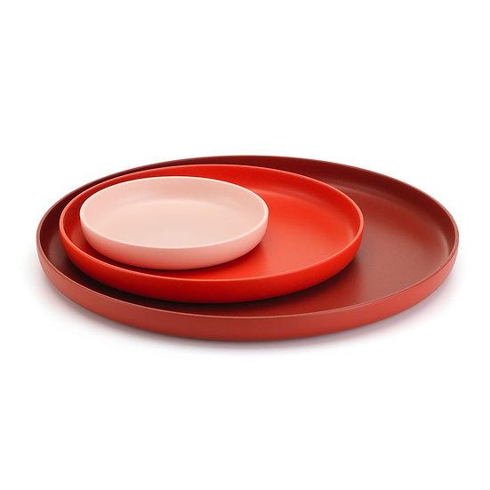 Trays Rosso