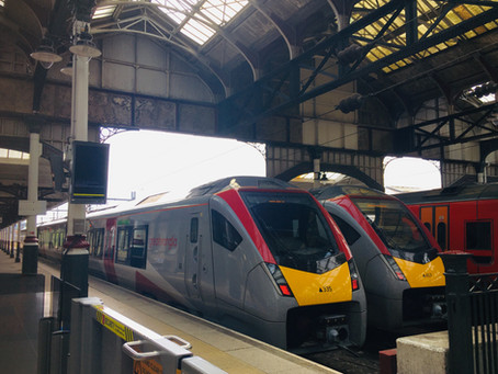 Making Lives on the Lines for Greater Anglia during Covid-19