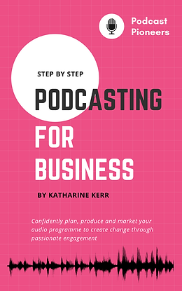 Step by step podcasting for business fin