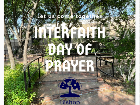 Bishop DeFalco Retreat Center invites you to an Interfaith Day of Prayer and Remembrance