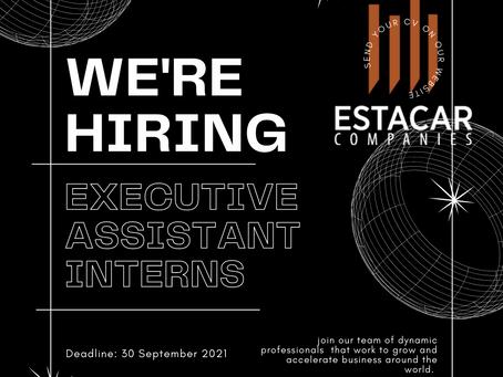 Join the Estacar Team!