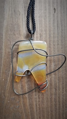Bob Gillis Original Wire Wrapped Pendant