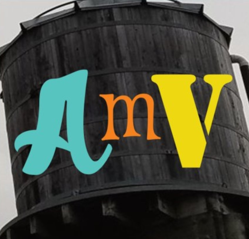 AMV logo Watertower