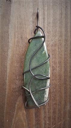 Bob Gillis Original Wire Wrapped Pendant