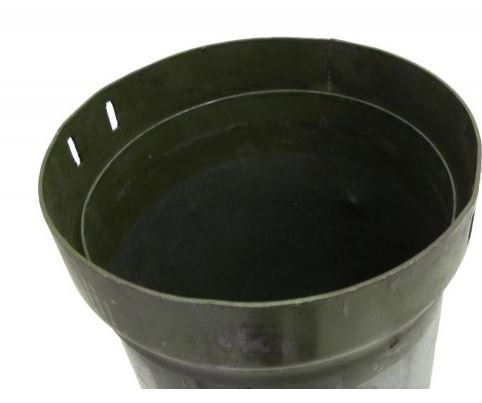 Indian Ammunition Canister