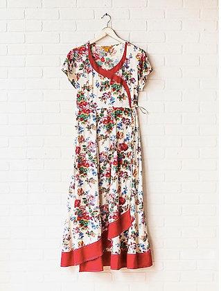 Victorian Rose Hostess Dress