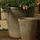 Thumbnail: Rustic Terra Cotta Rose Pot (Lg, Antique Red)