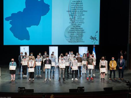 Meilleurs Apprentis de France : Un message de RIVALIS aux 277 lauréats