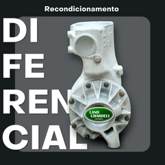 Land Chardeli | Diferencial