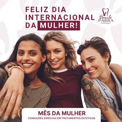 Dr. Danilo Parra | Dia da Mulher