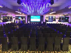 Salones para eventos corporativos